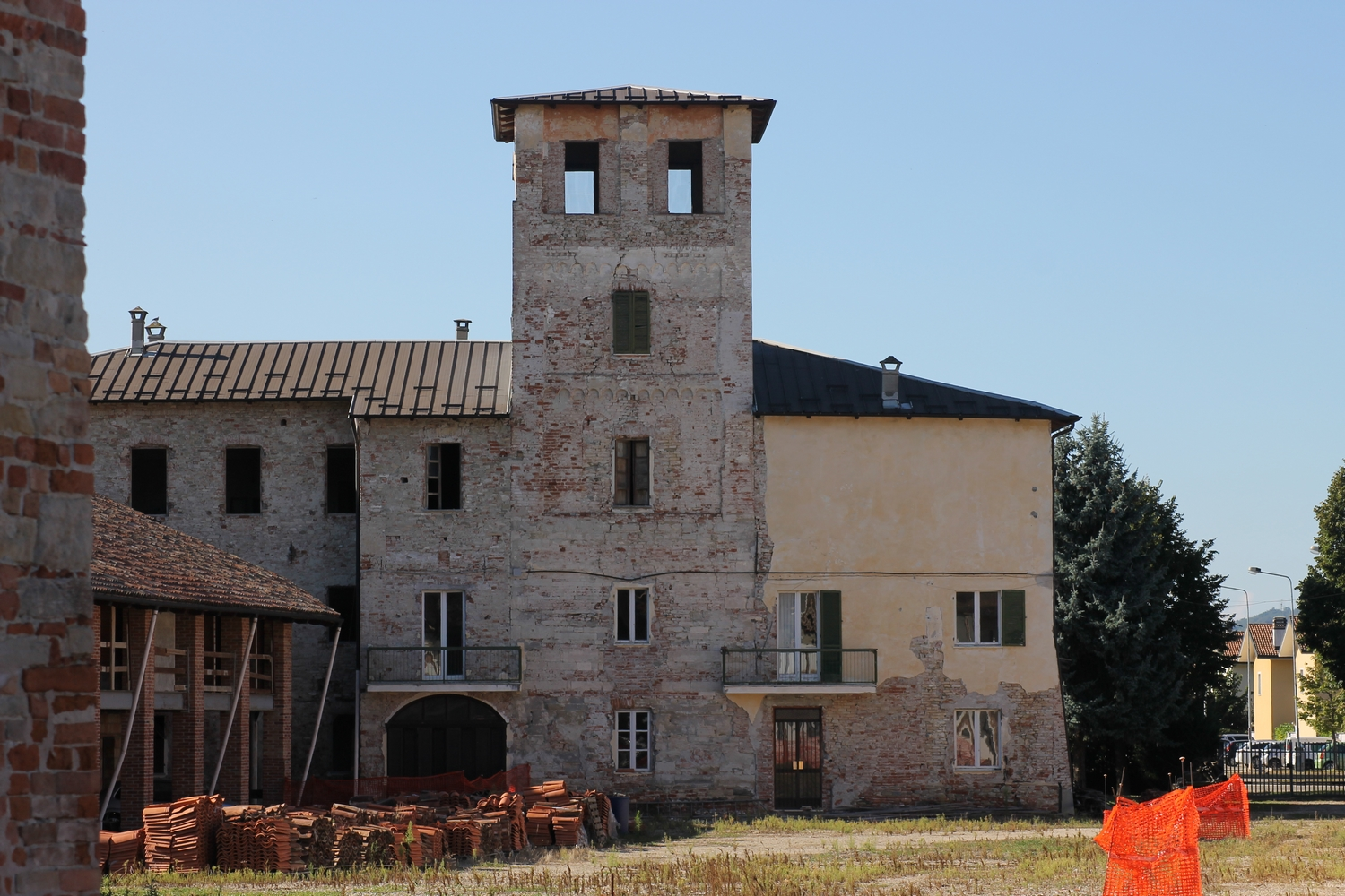 Alba – Ancient Abbey of San Frontiniano