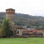 Priero – Mura urbiche e Torre