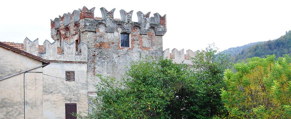 Monesiglio castle