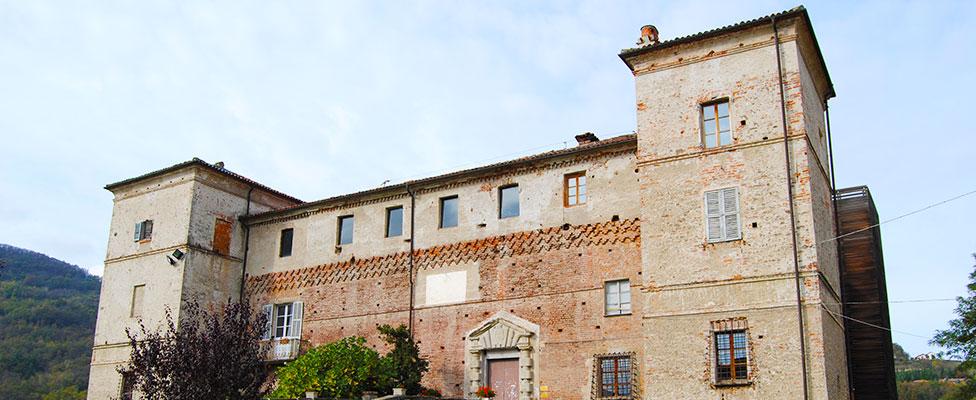 Saliceto castle