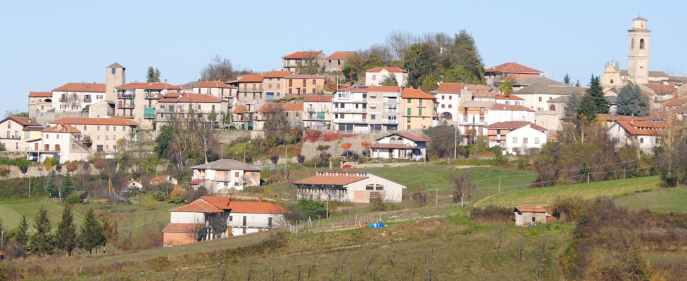 The medieval Upper Langa: towers, castles and ancient churches
