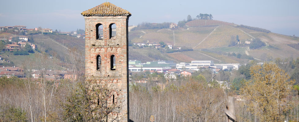 The Barbaresco Langa: medieval antiquities and prized wines – by foot