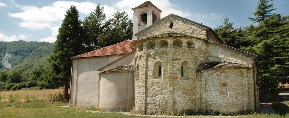 Pieve di S. Maria dell'Acqua Dolce