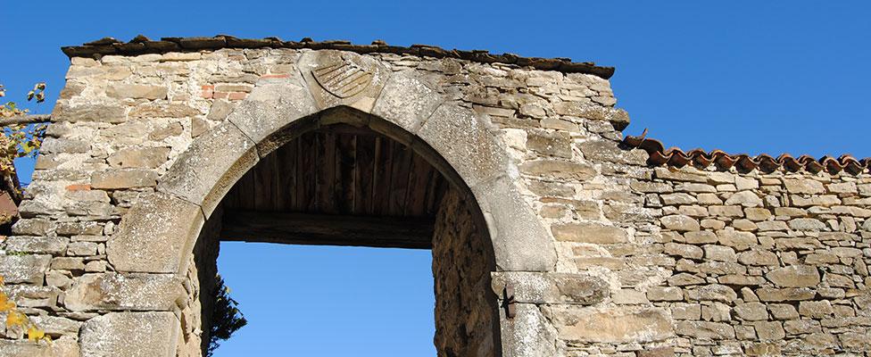 Mura urbiche di S. Benedetto Belbo